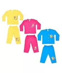Baby Boy T-Shirt & Pajama Set