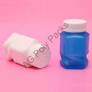 HDPE 5 Ply Tablet Container