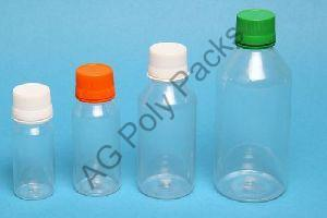Round Pharma Bottle (T)