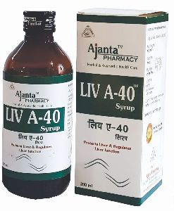 Liv A-40 Syrup