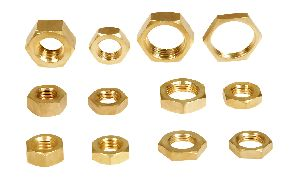Brass Nut & Bolts