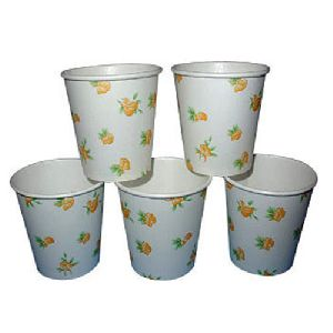 Disposable Printed Cups