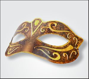 Antique Party Mask