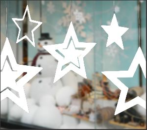 Star Paper Wall Hanging