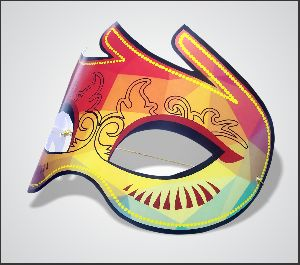 Unique Party Mask