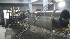 Continuous Pellet Frying Line