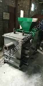 Industrial Wood Pellet Burner