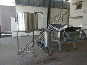 Kurkure Batch Fryer