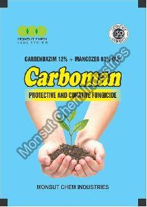 Carboman Protective and Curative Fungicide