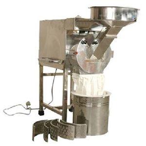 Ayurvedic Medicine Grinding Machine