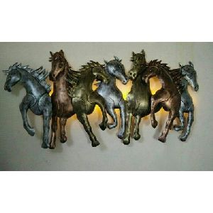 Iron Horse Wall Hanging
