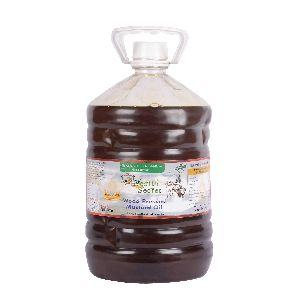 Wood Pressed Mustard Oil