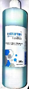 Theruptor Hand Rub Sanitizer