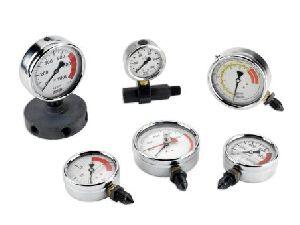 Pneumatic & Hydraulic Pressure Gauge