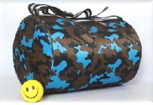 Printed Gym Bag