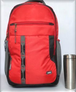 Zipper Laptop Backpack