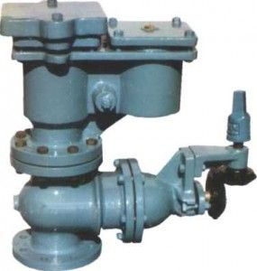 Kinetic Double Air Valve