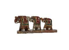 Antique Elephant Statue
