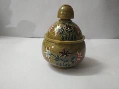 Handicraft Handi with Lid