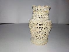 Soapstone Flower Vase