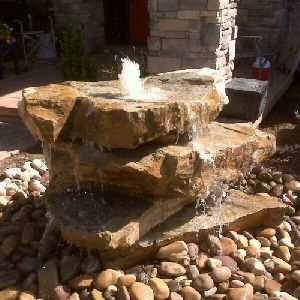 Rockery Fountain