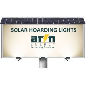 Solar Hoarding Lights