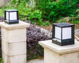 Solar Pillar Lights