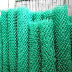 PVC Coated garden fence