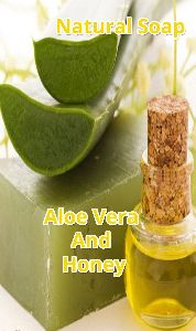 Aloe Vera and Honey Soap