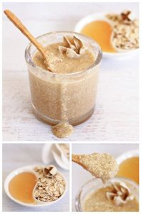 Honey and Oatmeal Scrub