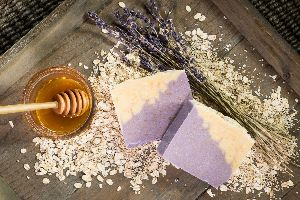 Lavender and Honey Soap