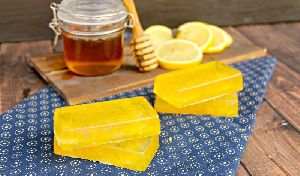 Lemon and Honey Soap