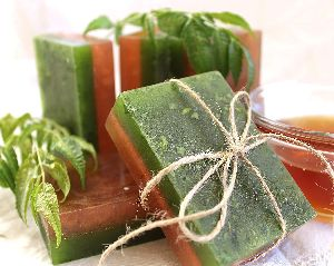 Neem and Honey Soap