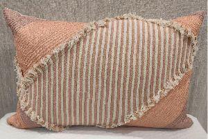 Cotton Blush Cushion Cover