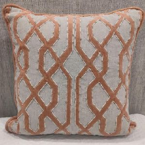 Foxcl Blush Cushion Cover