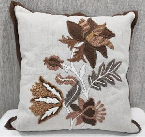 Foxcl Brown Cushion Cover