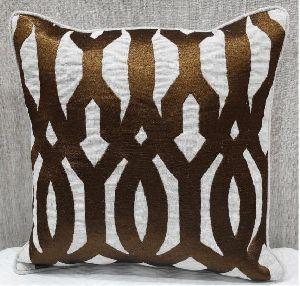 Oatmeal Brown Cushion Cover