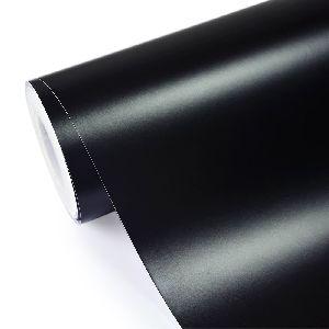 Matte Black Adhesive Vinyl Sheets