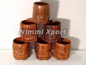 Wooden Carved Handicrafts