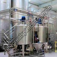 Liquor bottling Automation