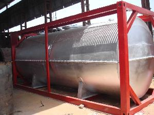 HDPE Lined ISO Tanks