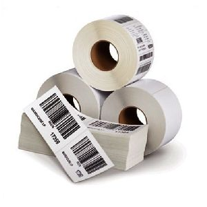 Paper Barcode Label
