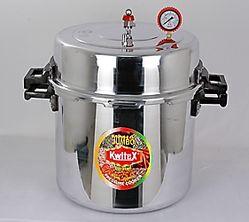 Jumbo Commercial Pressure Cooker 75 Ltr