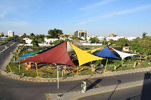 School & Playground Shade