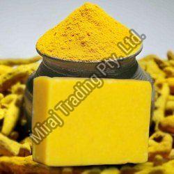 Organic Basil Turmeric Soap