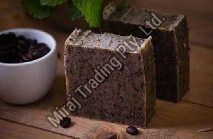 Organic Exfoliating Coffee Soap