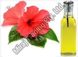 Organic Hibiscus Hair Oil