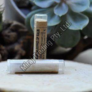 Organic Vanilla and Coffee Lip Balm