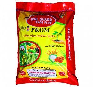Phosphate Rich Organic Manure Organic Fertilizer