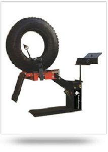 Horizontal Tyre Spreader